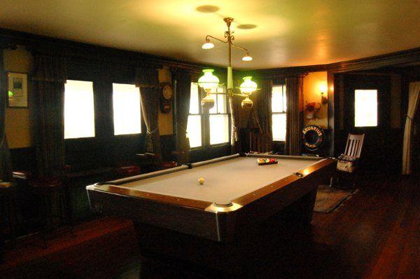 Avalon, Pool Room