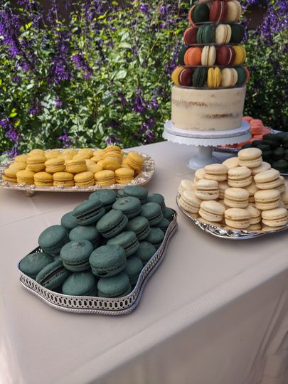 All Day Macaroons