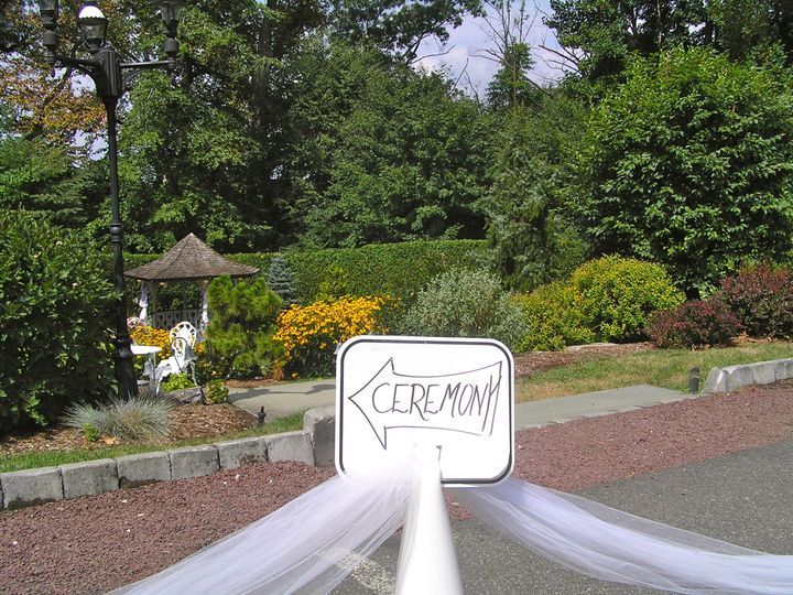 Tmx 1486621216027 Ines  Steve Wedding Ceremony Sign Raleigh, NC wedding planner