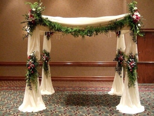 Tmx 1486621740078 Chuppah Savell 640 Pixels Raleigh, NC wedding planner