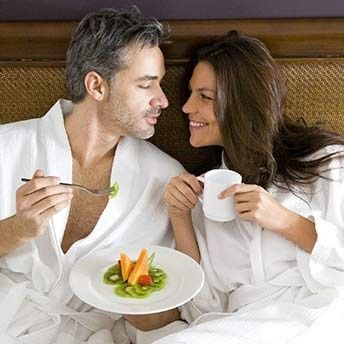Honeymoons are designed to be all about you! Prefer not to have a schedule? It's all about you....