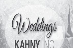 Weddings by Kahny Inc.