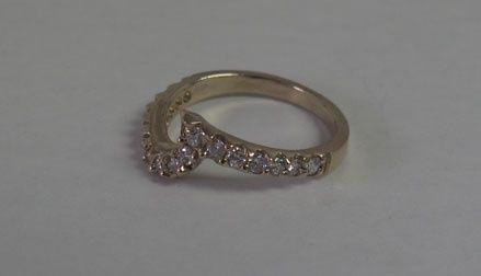 Tmx 1374440168540 Engagementband Boston wedding jewelry