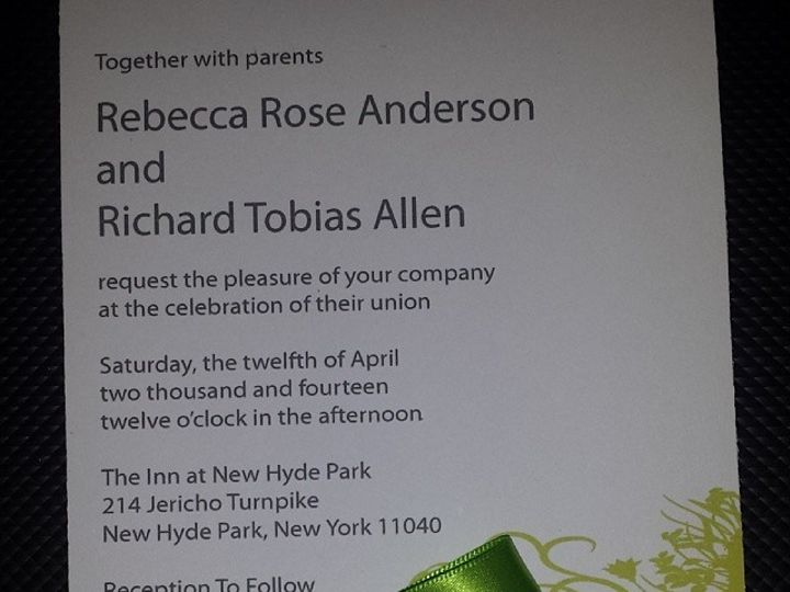 Tmx 1396323895031 150499410151909481991723928035506 Forest Hills wedding invitation
