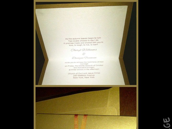 Tmx 1396324038886 139541381719 Forest Hills wedding invitation