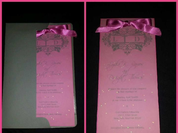 Tmx 1396324044728 139553809343 Forest Hills wedding invitation