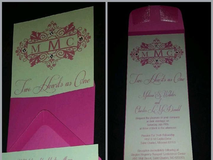 Tmx 1396324049281 139553812979 Forest Hills wedding invitation