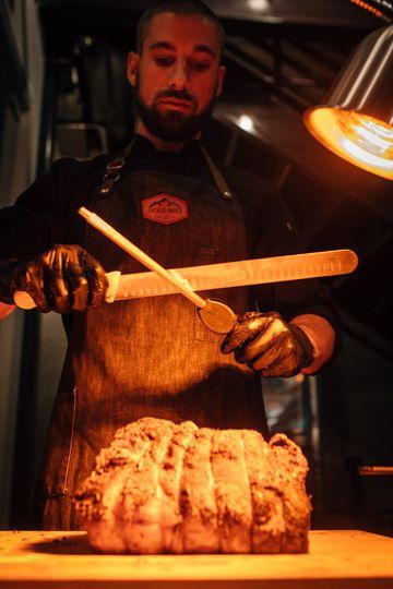 Head chef: tyler