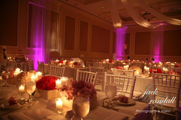 Candles, menu's, favors, lighting, table signs, escort cards.