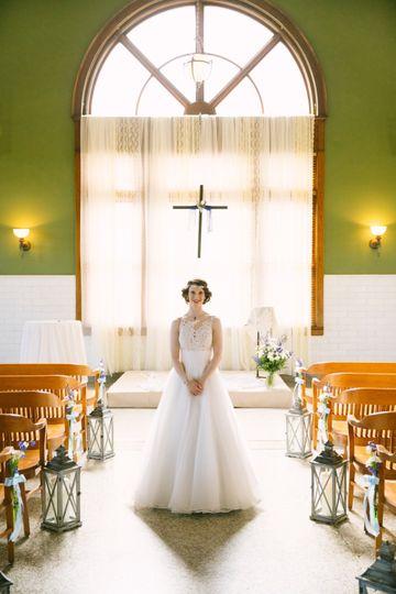Wedding portrait - Andy Woodward Photography