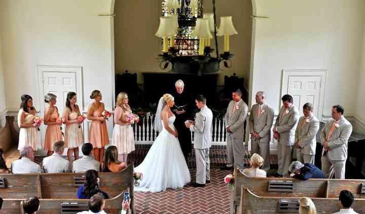 My Tybee Jack Wedding