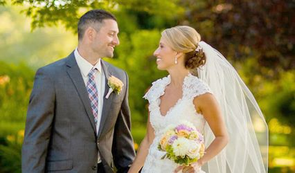 The wedding of Rob and Carrie