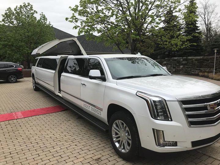 VIP vehicle