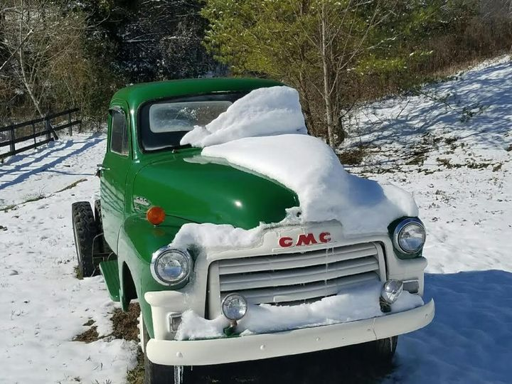 Tmx 1489597306400 4 Points Snow Vintage Truck Gatlinburg, TN wedding venue