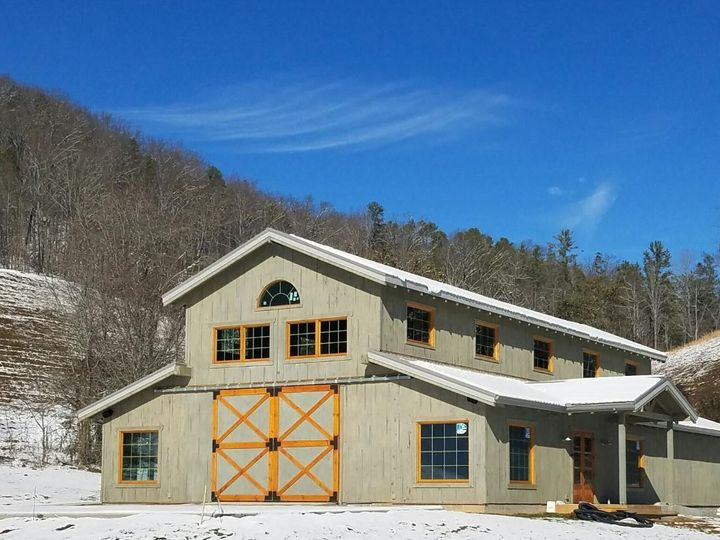 Tmx 1489597318195 4pointsfarm Snow 2 Gatlinburg, TN wedding venue