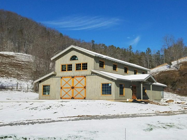 Tmx 1489597328054 4pointsfarm Snow Gatlinburg, TN wedding venue