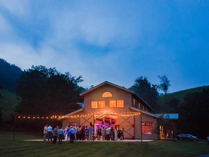 Tmx Barn At Night 51 950927 158393449827723 Gatlinburg, TN wedding venue
