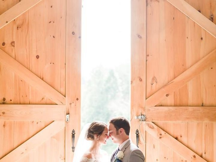 Tmx Barn Door With Light 51 950927 158393446199029 Gatlinburg, TN wedding venue