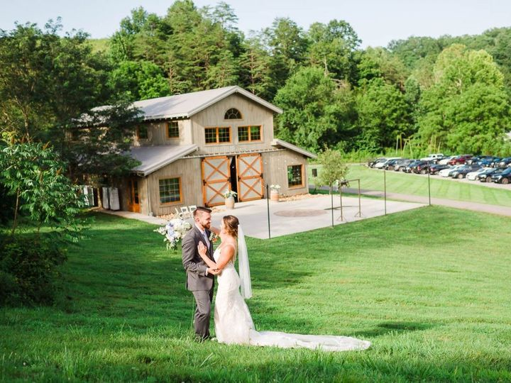 Tmx Bride And Groom On Hill 51 950927 158393480453336 Gatlinburg, TN wedding venue