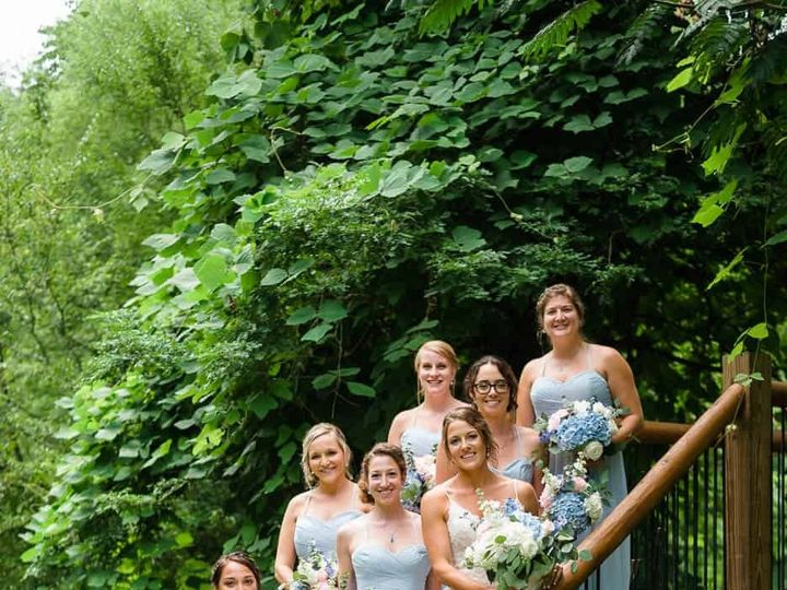 Tmx Bridesmaids At Bridge 51 950927 158393480427329 Gatlinburg, TN wedding venue