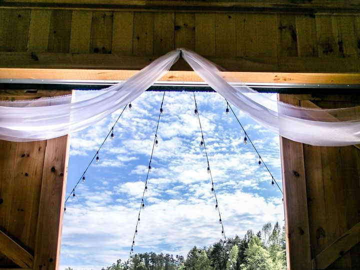 Tmx Draped Doors With Patio 51 950927 158393456417634 Gatlinburg, TN wedding venue