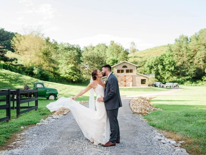 Tmx Dress Flip On Gravel Road 51 950927 158385803017516 Gatlinburg, TN wedding venue
