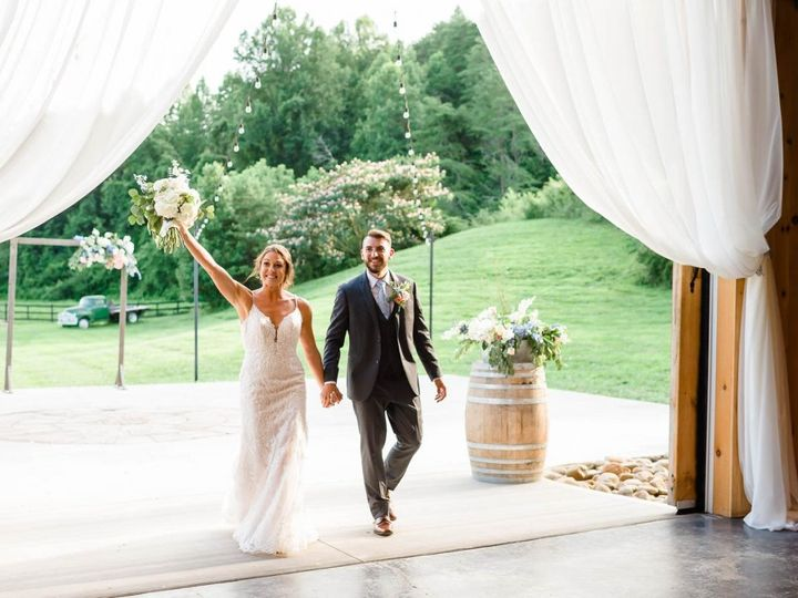 Tmx Entrance To Reception 51 950927 158385803012427 Gatlinburg, TN wedding venue