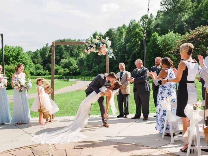 Tmx Kiss With Dip 51 950927 158393469631459 Gatlinburg, TN wedding venue