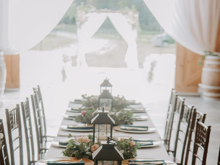 Tmx Long Table For Bridal Party 51 950927 158393485889677 Gatlinburg, TN wedding venue