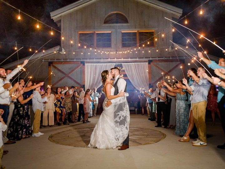 Tmx Sparkler Kiss 51 950927 158385803282319 Gatlinburg, TN wedding venue