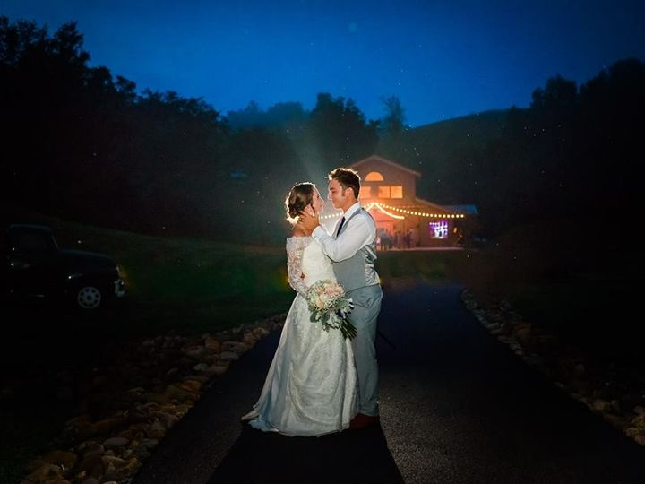 Tmx Venue With Back Lit Couple 51 950927 158393446153723 Gatlinburg, TN wedding venue