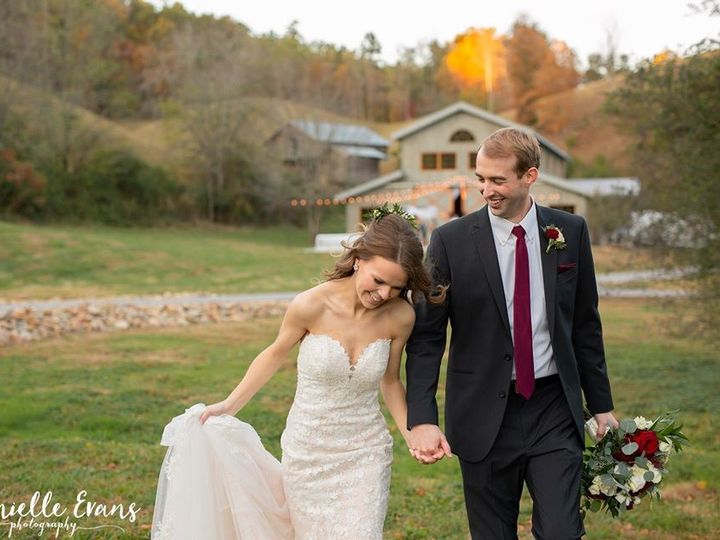 Tmx Walking In Field Venue In Back 51 950927 158393490651596 Gatlinburg, TN wedding venue