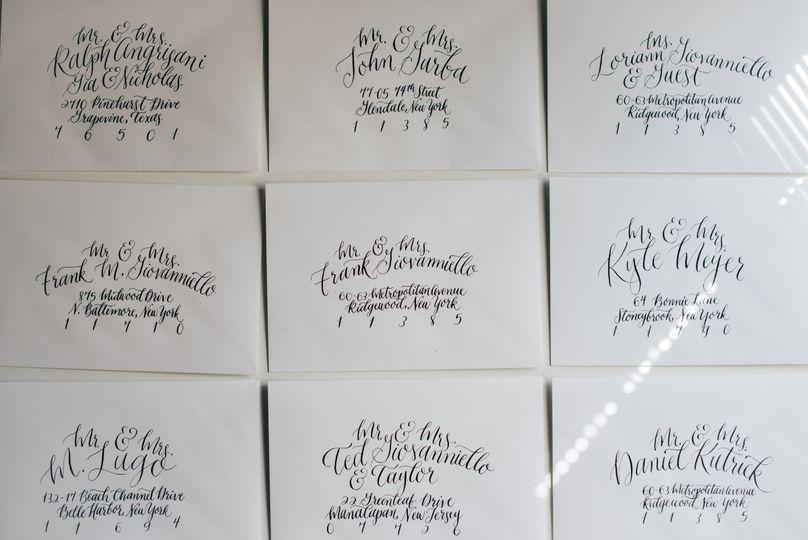 Staci Bobbin Calligraphy