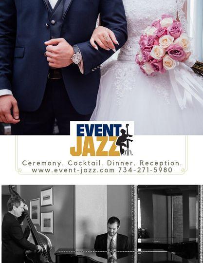 Wedding Music Flyer