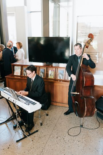 Jazz Duo for Cocktails