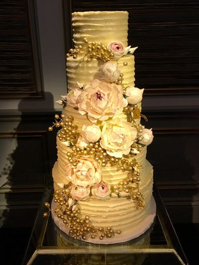 RL Cake Designs, LLC - Wedding Cake - Southampton, PA - WeddingWire