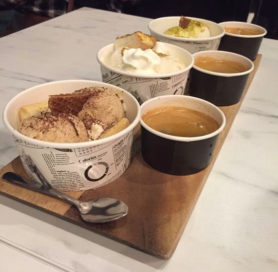 Affogato's anyone?