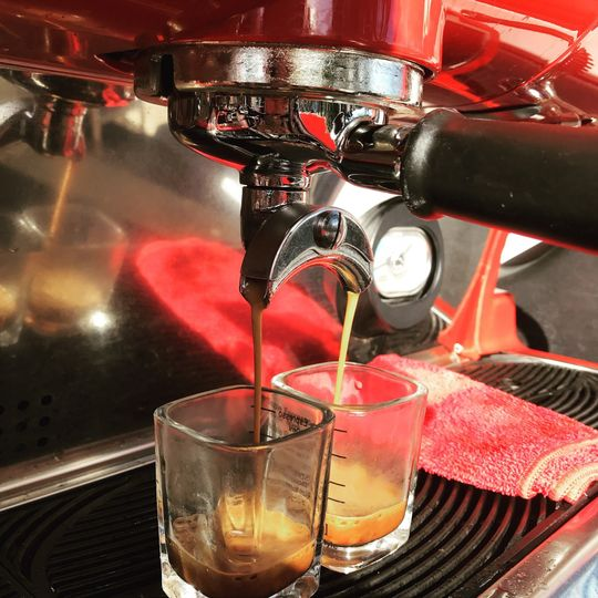 The best espresso on island