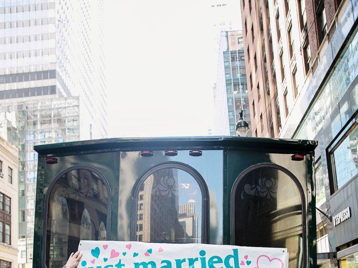Tmx 1519234323 494ac071056963c5 1519234320 B2b031c8e9767ff1 1519234298394 1 KarenMichael324 Brooklyn, NY wedding transportation