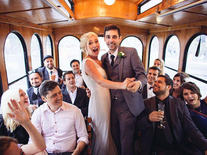 Tmx 1519234324 2ae6802cc6b9a634 1519234322 2969ce9d36f4e59a 1519234316385 4 IMG 7776 Brooklyn, NY wedding transportation