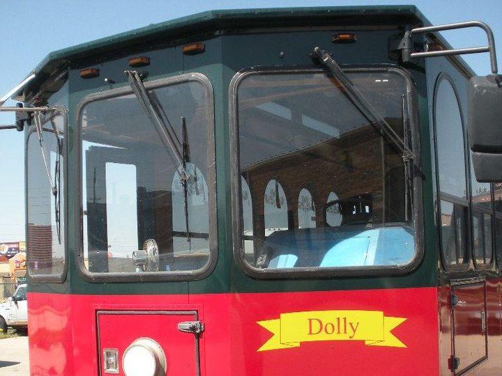 Tmx 1519331430 0e13227c21694f97 1519331427 53d424636fe49100 1519331419210 2 Dolly Front 2 Brooklyn, NY wedding transportation