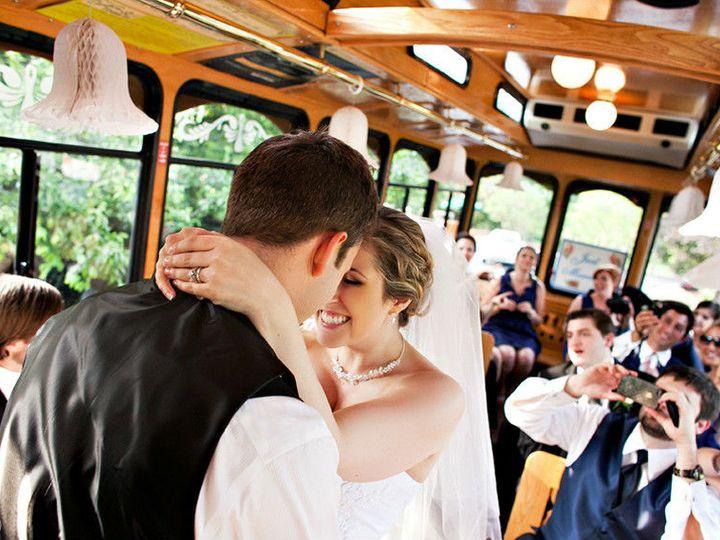 Tmx 1519331430 20f2e93cc9267366 1519331428 C1b41bfc57e0271a 1519331419224 5 Fotor01024102923 Brooklyn, NY wedding transportation