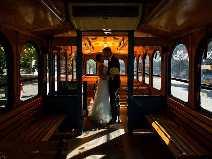 Tmx Wedding Couple 51 563927 New York, NY wedding transportation