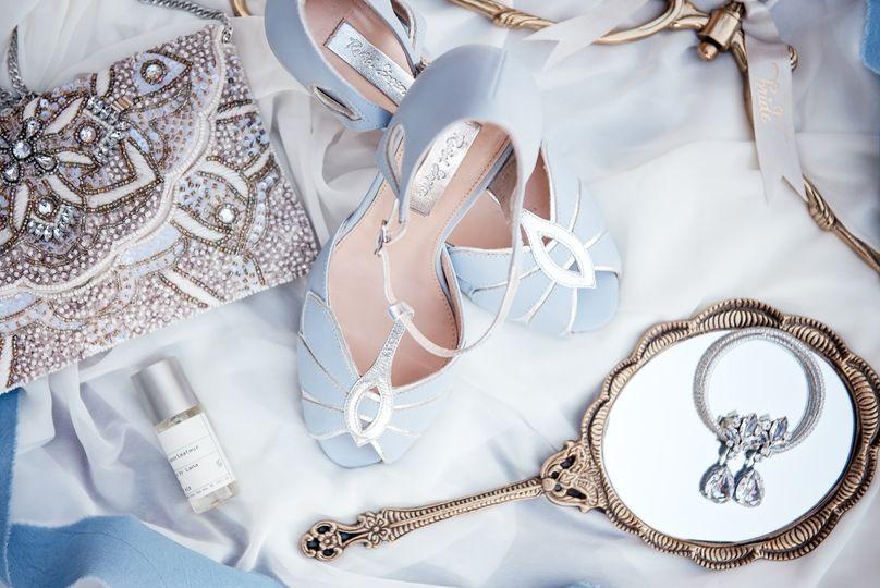 Gorgeous Bridal Details