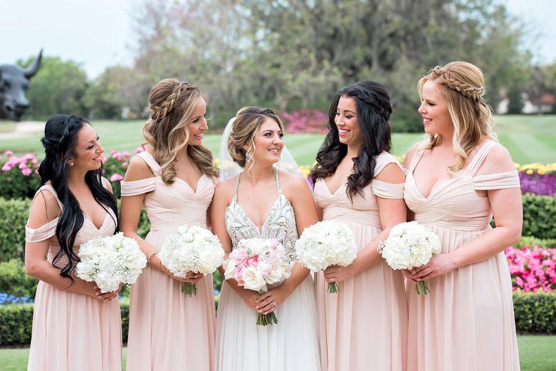 Bridesmaid Picture