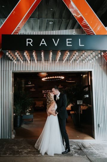 Ravel marquee