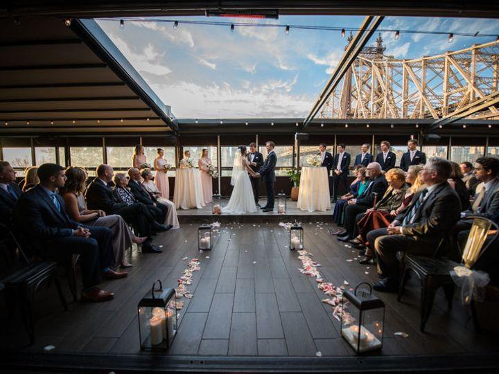 Tmx 1536867984 B629724620af7f3c 1536867983 Ef497a48167b321f 1536867985567 3 Penthouse Ceremony Long Island City, NY wedding venue