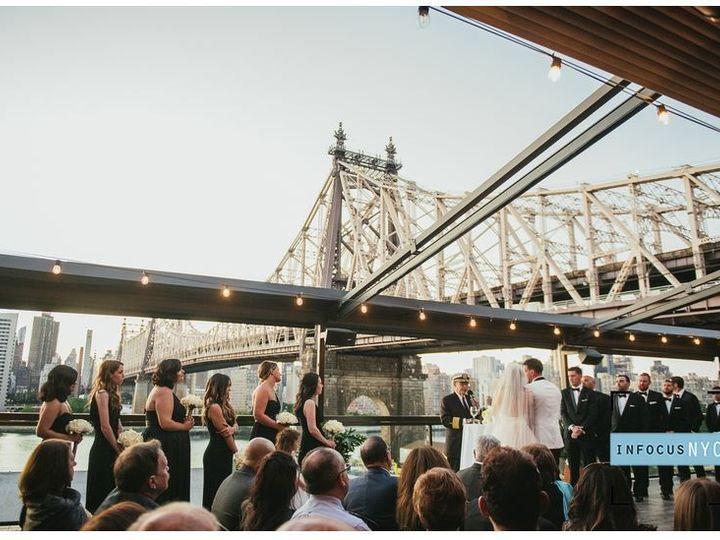Tmx 1536868012 0c4afba0076cfb25 1536868011 42405befbee13e53 1536868013317 6 Penthouse Ceremony Long Island City, NY wedding venue