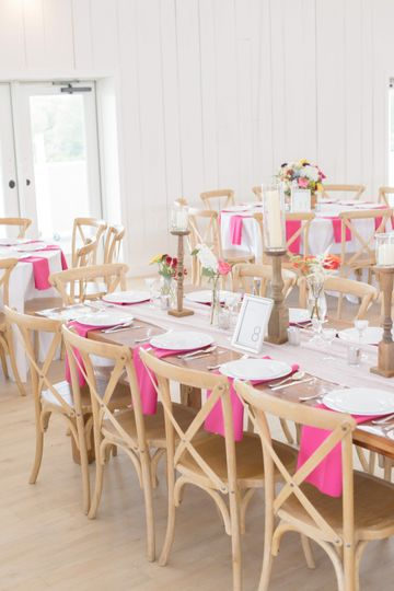 Perfectly pink decor