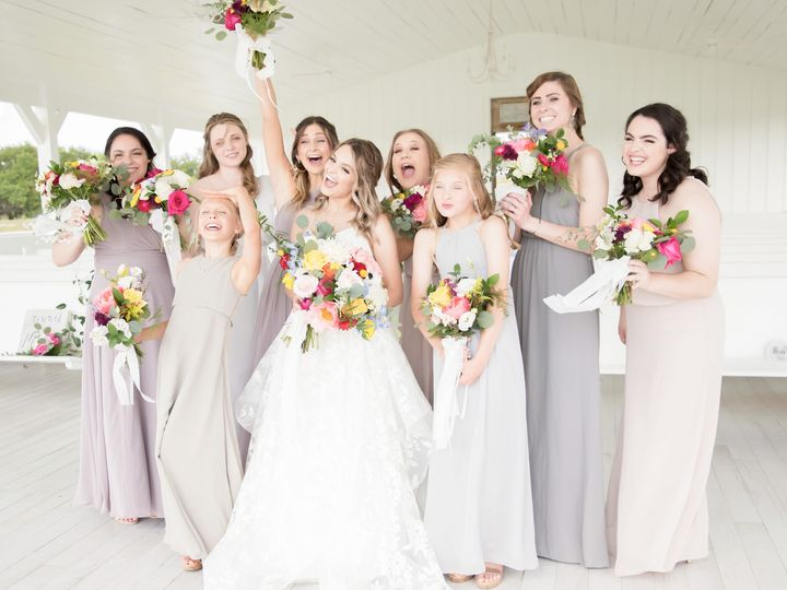 Tmx Bridesmaids 14 51 1975927 159422665991318 Mesquite, TX wedding florist